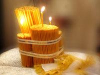 Чин освящения свечей на Сретение